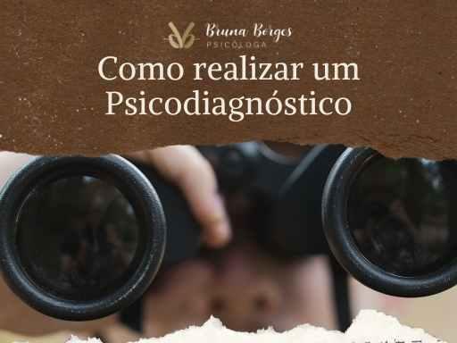 E-book - Como realizar um psicodiagnóstico